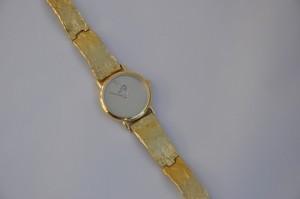Handgesmede horlogeband voor dames
