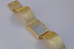 Handgesmede horlogeband voor heren